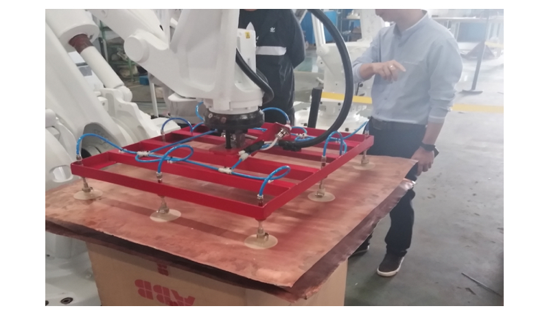 装箱机器人
