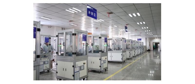 面向大批量生產的麻花針連接器智能生產線